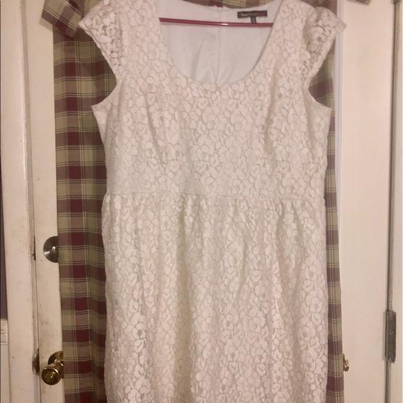 Juniors plus size dress